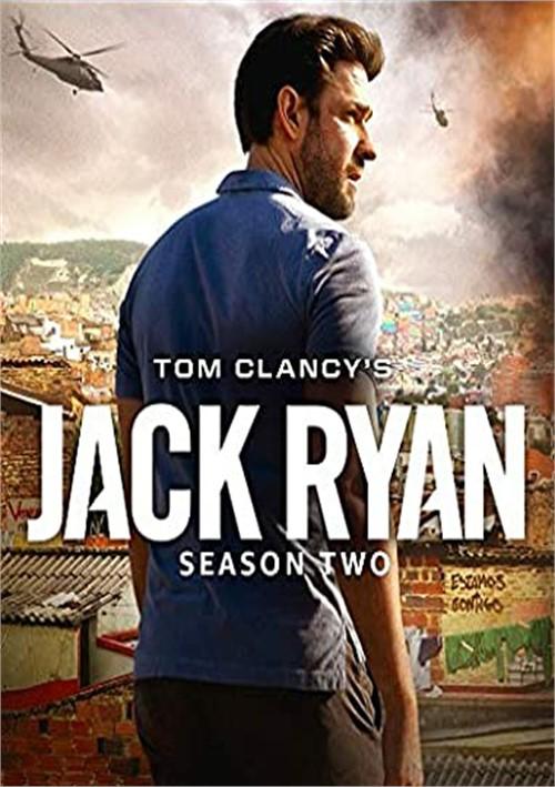 Tom Clancys Jack Ryan-Season Two (Blu-ray)