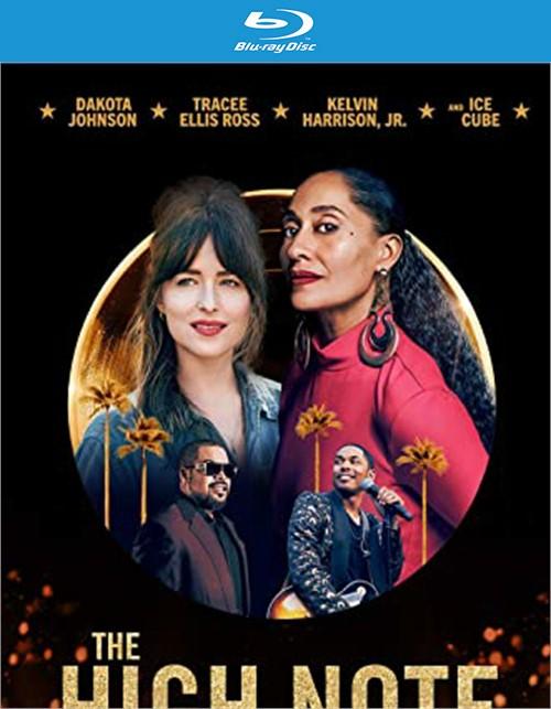 High Note, The (Blu-ray/DVD/Digital)