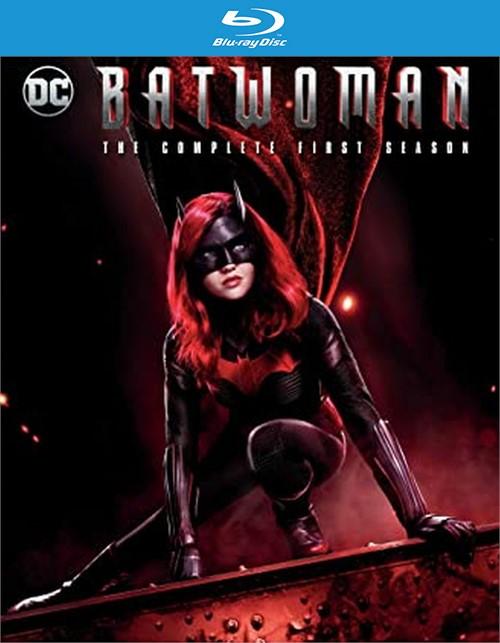 Batwoman-The Complete First Season (Blu-ray + Digital)