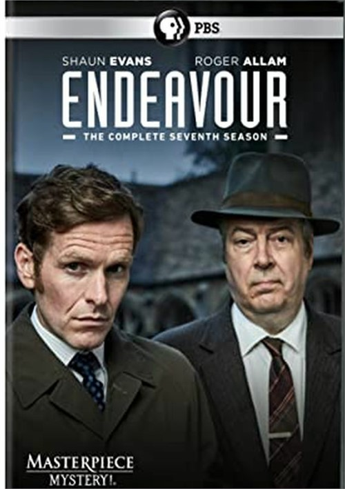 Masterpiece Mystery-Endeavour: The Complete Seventh Season