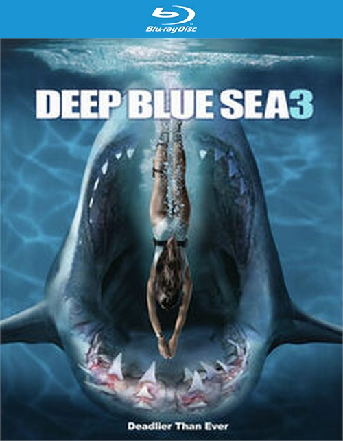 Deep Blue Sea 3 (Blu-ray/DVD/Digital Combo/2-Disc)