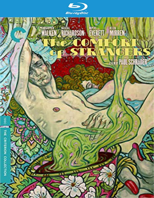 Comfort of Strangers, The (Blu-ray)