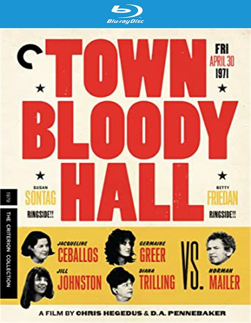 Town Bloody Hall (Blu-ray)