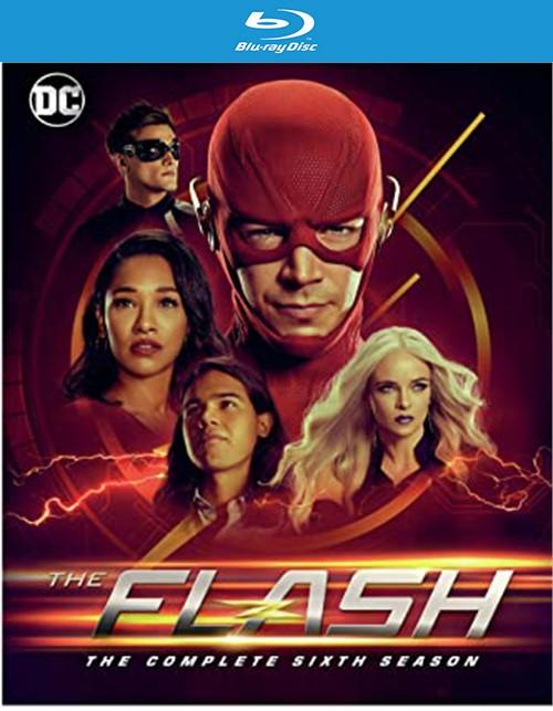 Flash-The Complete Sixth Season (Blu-ray + Digital), The