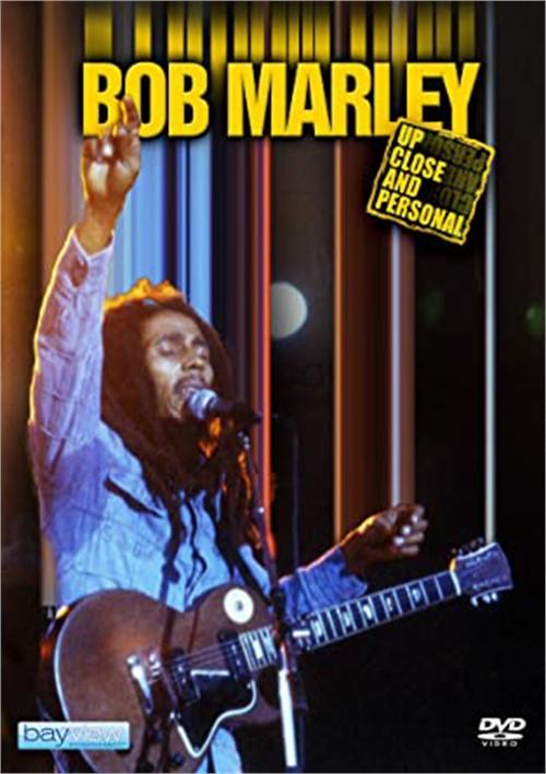 Bob Marley-Up Close and Personal