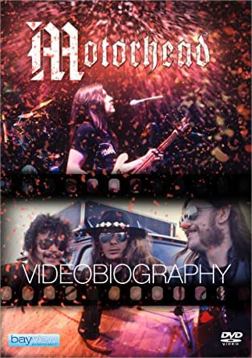 Motorhead-Videobiography