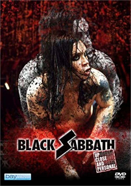 Black Sabbath-Up Close and Personal