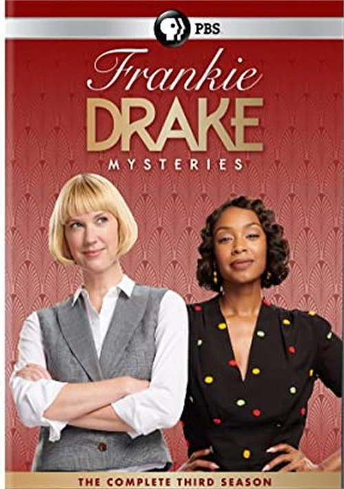 Frankie Drake Mysteries-Season 3