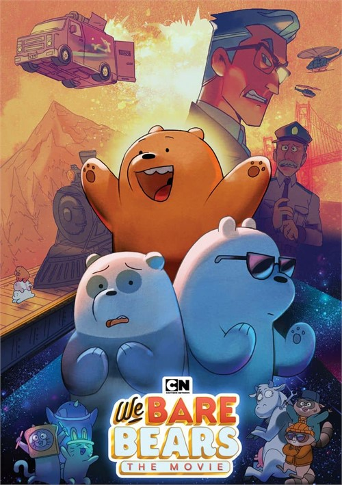 We Bare Bears-The Movie