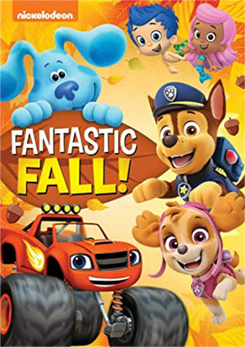 Nick Jr-Fantastic Fall!