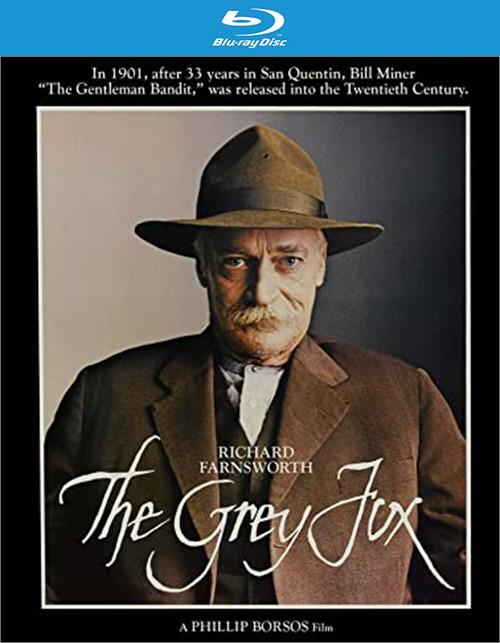 Grey Fox, The (Special Edition Blu-ray)