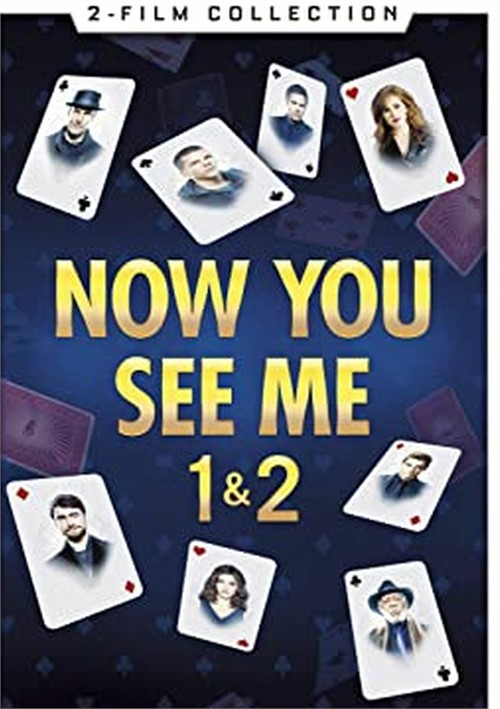 Now You See Me 1&2