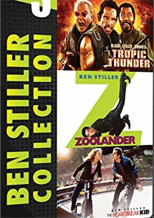 Ben Stiller-3 Movie Collection