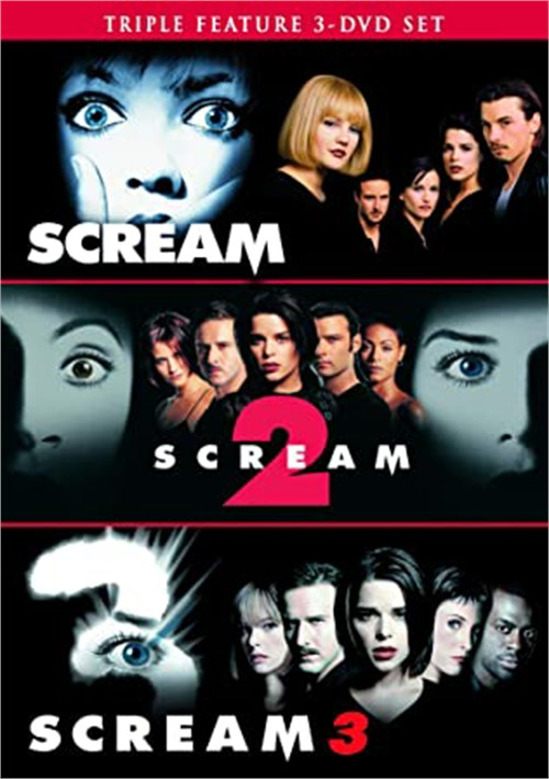 Scream-3 Movie Collection (Theatrical Version)