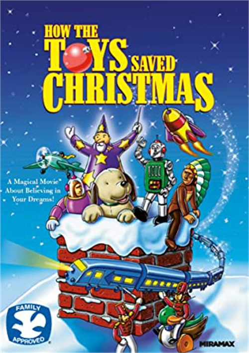 How the Toys Saved Christmas (Theatrical Version)