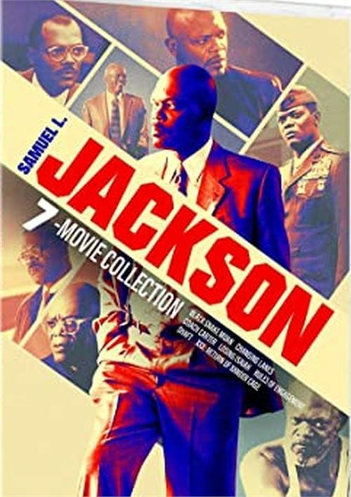Samuel L. Jackson 7-Movie Collection
