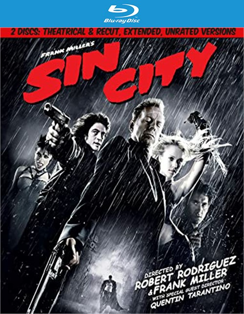 Frank Millers Sin City (Theatrical Version Blu-ray)