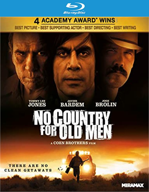 No Country For Old Men (Theatrical Version Blu-ray)