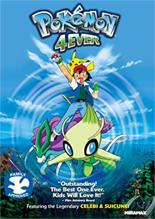 Pokemon 4Ever (Theatrical Version)