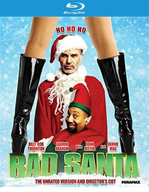 Bad Santa (Theatrical Version Blu-ray + Digital)