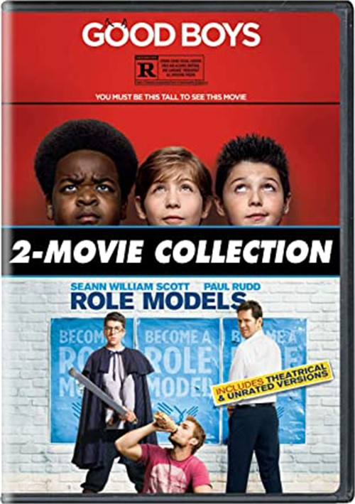 Good Boys/Role Models Double Feature