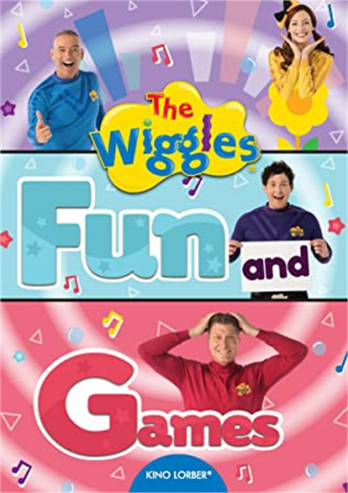 Wiggles: Fun and Games, The