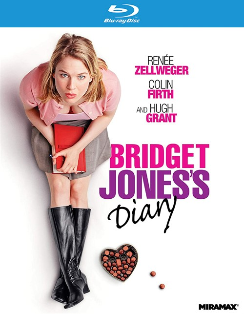 Bridget Joness Diary (Theatrical Version Blu-ray + Digital)