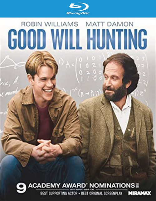 Good Will Hunting (Theatrical Version Blu-ray + Digital)