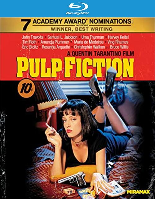 Pulp Fiction (Theatrical Version Blu-ray + Digital)