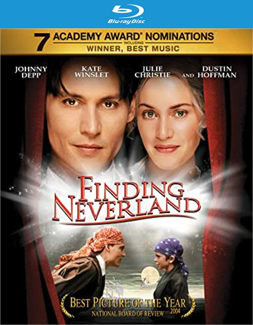 Finding Neverland (Theatrical Version Blu-ray + Digital)