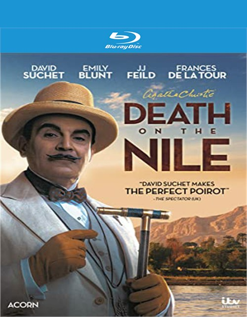 Agatha Christies Death on the Nile (Blu-ray)