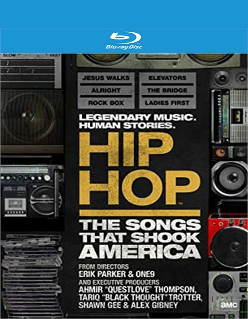 Hip Hop: Songs That Shook America (Blu-ray