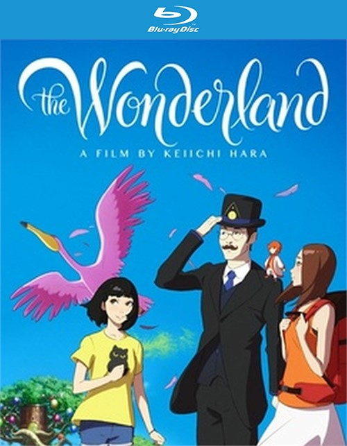 Wonderland (Blu-ray/DVD Combo)