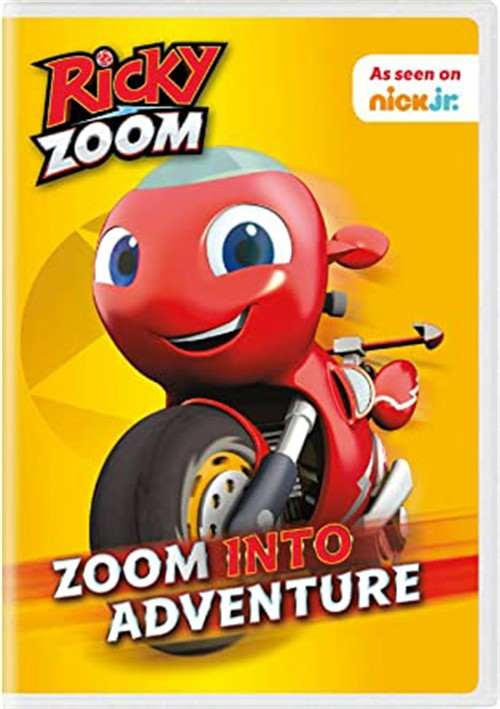 Ricky Zoom-Zoom Into Adventure