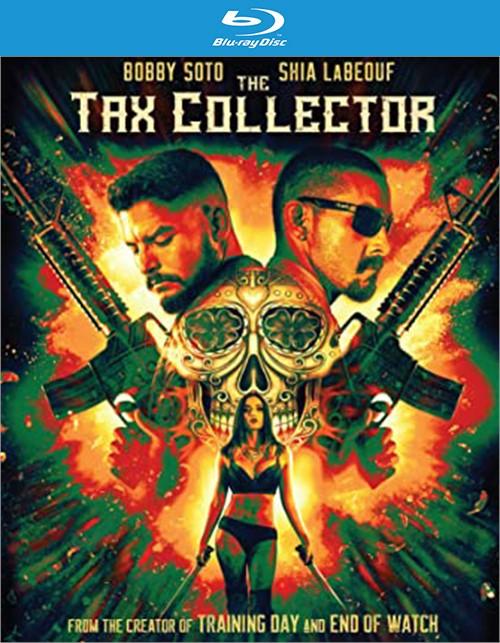Tax Collector (Blu-ray)