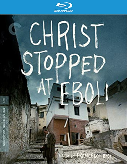Christ Stopped at Eboli (Criterion Collection Blu-ray)