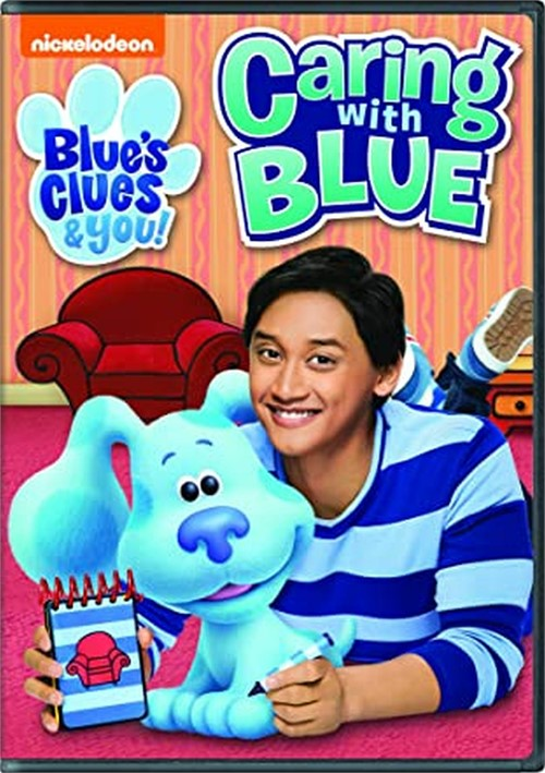 Blues Clues & You! Caring with Blue