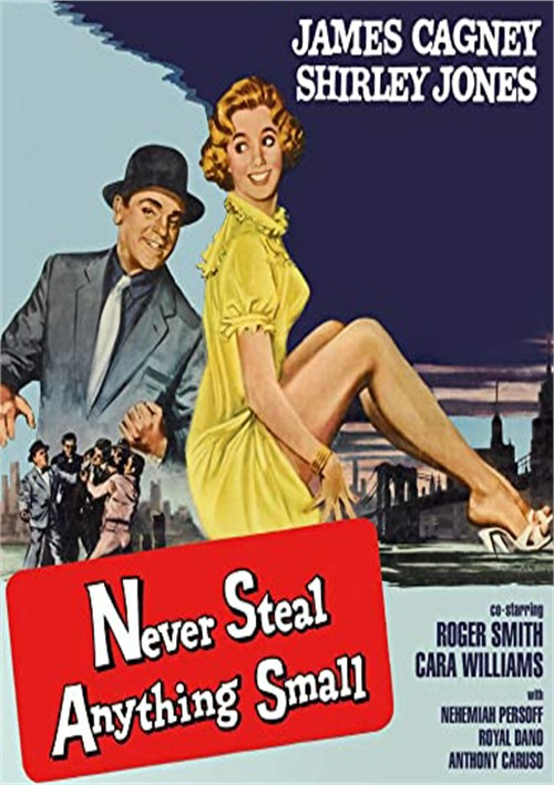 Never Steal Anything Small (Blu-ray)