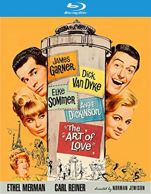 Art of Love, The (Blu-ray)