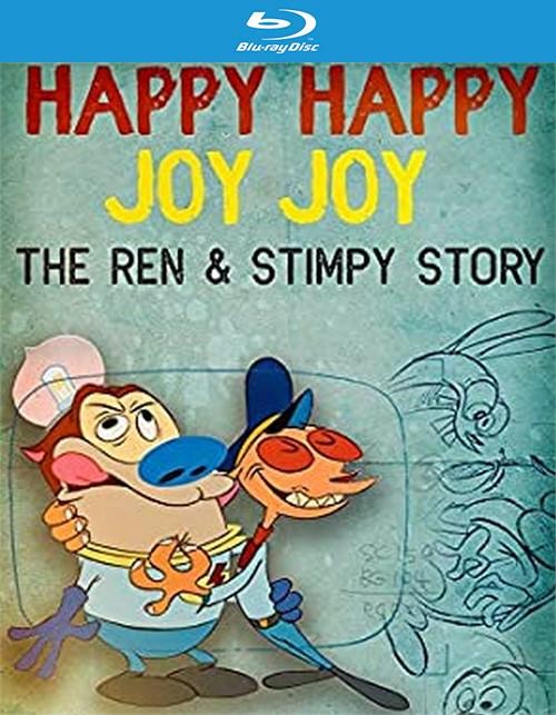 Happy Happy Joy Joy (Blu-ray)