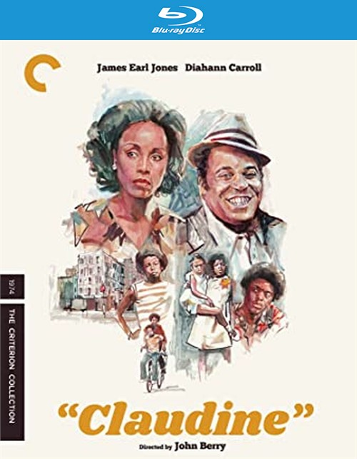 Claudine (Criterion Collection Blu-ray)