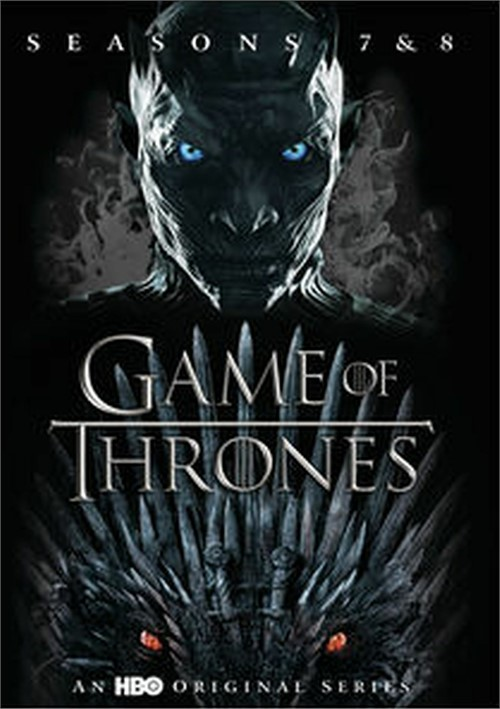 Game of Thrones: Complete Seasons 7 & 8
