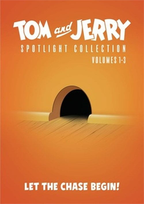 Tom & Jerry Spotlight Collection: Volumes 1-3