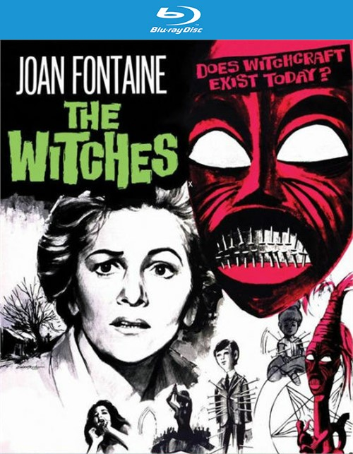 Witches, The (1966) (Hammer)