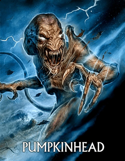 Pumpkinhead (Limited Blu-Ray Steelbook)