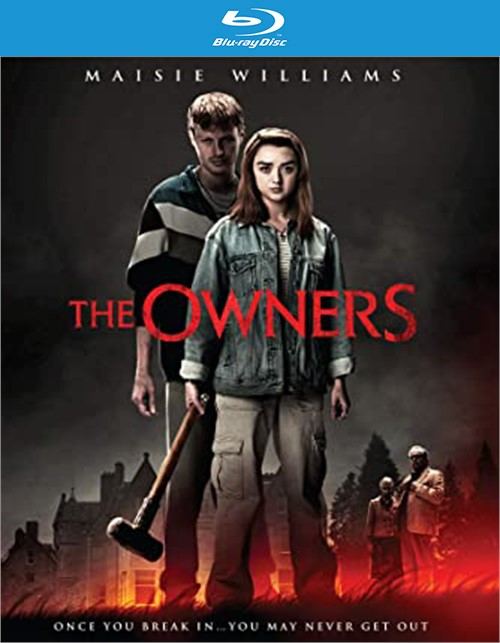 Owners, The (Blu-ray)