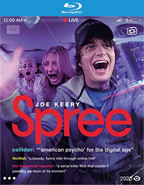 Spree (Blu-ray)