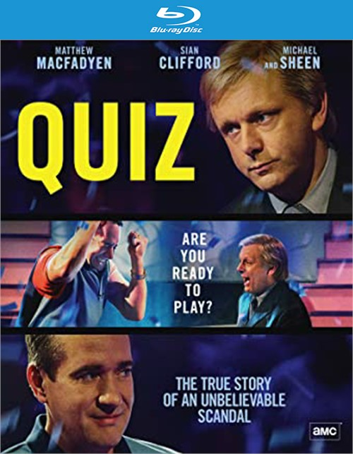 Quiz: Season 1 (Blu-ray)