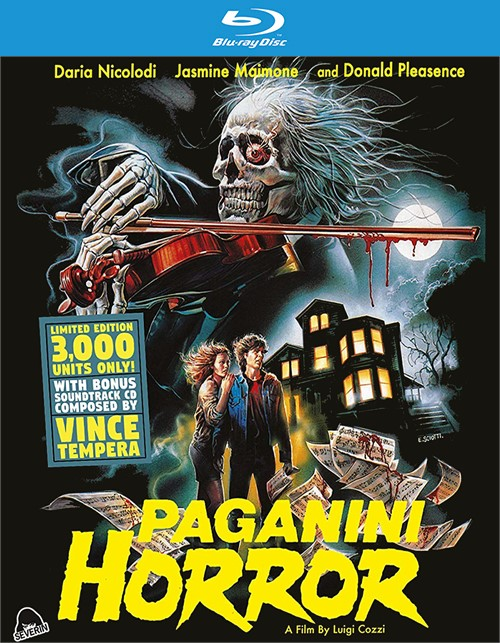 Paganini Horror (Limited Edition/CD/Blu-Ray)