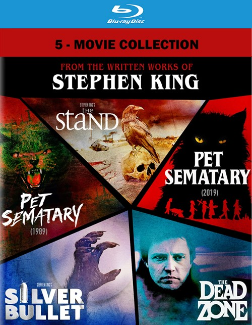 Stephen King - 5 Movie Collection